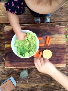 cruz and stella and guac